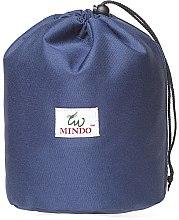 Духи, Парфюмерия, косметика Сумка текстильная изотермическая, синяя - Mindo Smart Bag