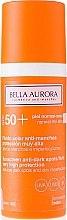 Духи, Парфюмерия, косметика Солнцезащитный флюид для лица - Bella Aurora Anti-Manchas Treatment SPF50+