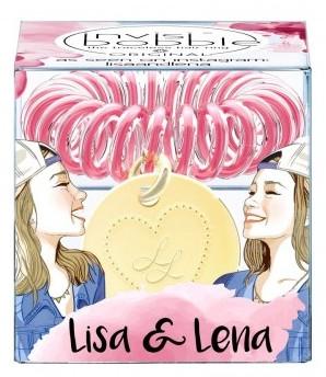 Резинка для волос с подвеской, 1шт - Invisibobble Original Lisa Lena