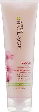 Кондиционирующий гель для окрашенных волос - Biolage Colorlast Aqua-Gel Conditioner