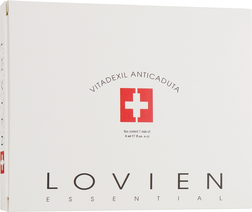 Ампулы против выпадения волос - Lovien Essential Hair Loss Prevention Treatment Ampoules Vitadexil