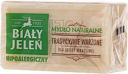 Духи, Парфюмерия, косметика Гипоаллергенное натуральное мыло для чувствительной кожи - Bialy Jelen Hypoallergenic Natural Soap