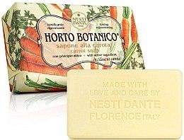 "Духи, Парфюмерия, косметика Мыло ""Морковь"" - Nesti Dante Horto Botanico Carrot Soap"
