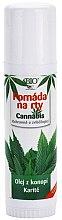 Парфумерія, косметика Бальзам для губ - Bione Cosmetics Cannabis Lip Balm with Shea Butter