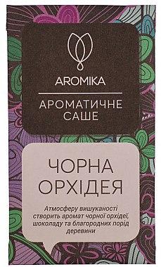 """Ароматическое саше """"Черная орхидея"""" - Aromika"""