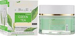 Духи, Парфюмерия, косметика Регулирующий крем - Bielenda Green Tea Regulating Night Face Cream Combination Skin