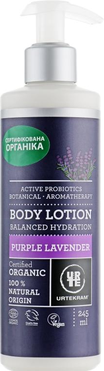 "Лосьон для тела ""Лаванда"" - Urtekram Purple Lavender Body Lotion"