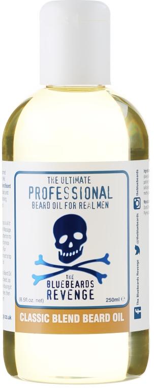 "Масло для бороды ""Классическая смесь"" - The Bluebeards Revenge Classic Blend Beard Oil"