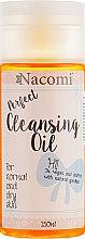 Духи, Парфюмерия, косметика Масло для снятия макияжа для нормальной и сухой кожи - Nacomi Cleansing Oil Make Up Remover
