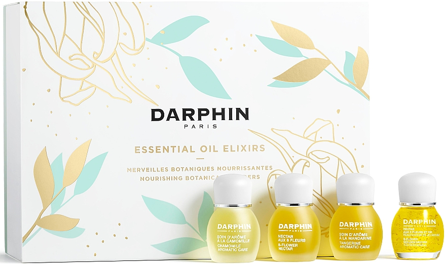 Набор - Darphin Elixir (4xoil/4ml)