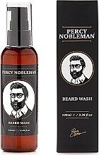 Духи, Парфюмерия, косметика Средство для мытья бороды - Percy Nobleman Beard Wash