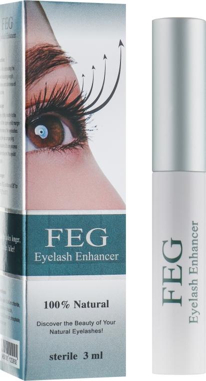 Сыворотка для роста ресниц - Feg Eyelash Enhancer