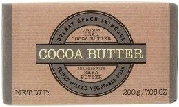 "Духи, Парфюмерия, косметика Мыло ""Какао"" - Naturally European Soap Cocoa Butter"