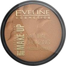 Парфумерія, косметика Компактна пудра бронзуюча - Eveline Cosmetics Art Professional