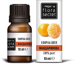 Духи, Парфюмерия, косметика Масло эфирное мандариновое - Flora Secret