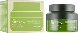 Духи, Парфюмерия, косметика Крем на основе экстракта зелёного чая - Tony Moly The Chok Chok Green Tea Watery Cream