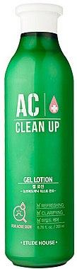 Гель-лосьон для проблемной кожи - Etude House AC Clean Up Gel Lotion