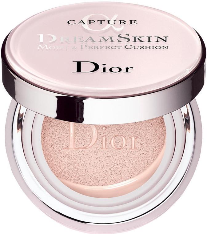 Тональный кушон - Dior Capture Dreamskin Moist & Perfect Cushion SPF50