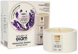 Духи, Парфюмерия, косметика Ароматическая свеча - House of Glam Virgin Lavender Candle