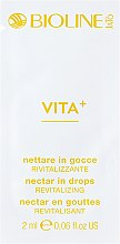 Духи, Парфюмерия, косметика Сыворотка-нектар ревитализирующая - Bioline Jato Vita+ Nectar In Drops Revitalizing (пробник)