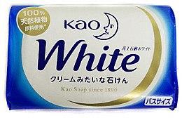 Духи, Парфюмерия, косметика Увлажняющее крем-мыло для тела - Kao White Body Soap