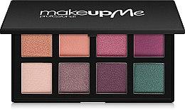 Духи, Парфюмерия, косметика Профессиональная палитра теней 8 цветов, A8 - Make Up Me