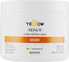 Духи, Парфюмерия, косметика Восстанавливающая маска - Yellow Repair Mask