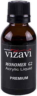 Мономер - Vizavi Professional Acrylic Professional Liquid G2 Premium