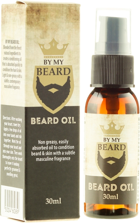 Масло для бороды - By My Beard Beard Care Oil