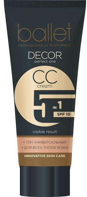 СС-крем для лица - Свобода Ballet Decor Perfect One CC Cream