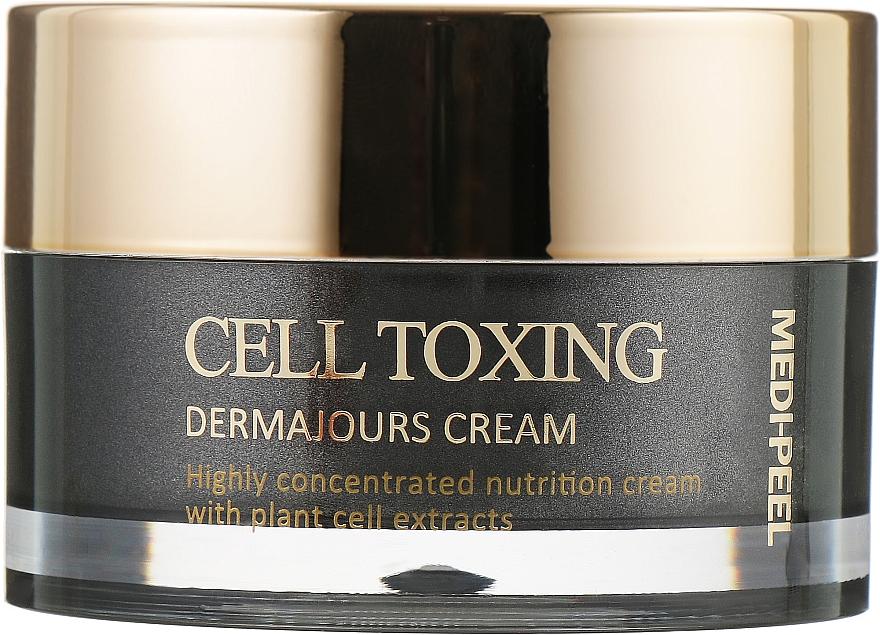 Восстанавливающий крем со стволовыми клетками - Medi Peel Cell Tox Dermajou Cream