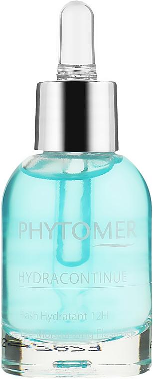 Увлажняющий гель, придающий сияние коже - Phytomer HydraContinue Phytomer 12H Moisturizing Flash Gel