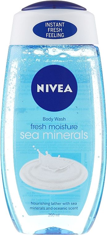Гель для душа - Nivea Pure Fresh Shower Gel