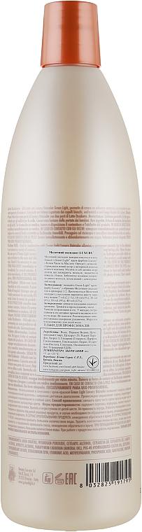 Молочний Оксидант - Green Light Luxury Haircolor Oxidant Milk 9% 30 vol. — фото N2