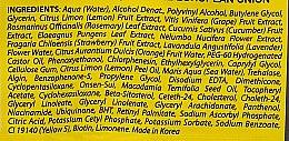 Маска для лица - Iroha Nature Brightening Peel-Off Mask Lemon — фото N2