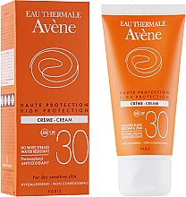 Духи, Парфюмерия, косметика Солнцезащитный крем - Avene Sun Very High Protection Spf 30+