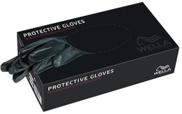 Духи, Парфюмерия, косметика Защитные перчатки одноразовые - Wella Professionals Appliances & Accessories Protective Gloves Black