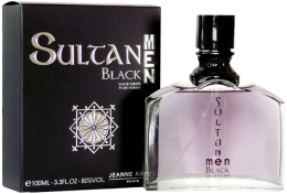 Духи, Парфюмерия, косметика Jeanne Arthes Sultan Black - Туалетная вода