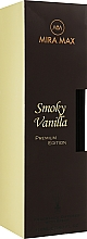 Духи, Парфюмерия, косметика Аромадиффузор + тестер - Mira Max Smoky Vanilla Fragrance Diffuser With Reeds Premium Edition