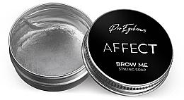 Духи, Парфюмерия, косметика Мыло для укладки бровей - Affect Cosmetics Brow Me Styling Soap
