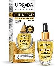 Духи, Парфюмерия, косметика Биокомплекс для лица и шеи - Uroda Professional Oil Repair Natural Essence