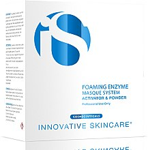 Духи, Парфюмерия, косметика Набор - iS Clinical Foaming Enzyme Masque System (activator/1x10ml + powder/1x5g)