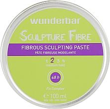 Духи, Парфюмерия, косметика Паста для стайлинга - Wunderbar Sculpture Fibre Fibrous Sculpting Pasta