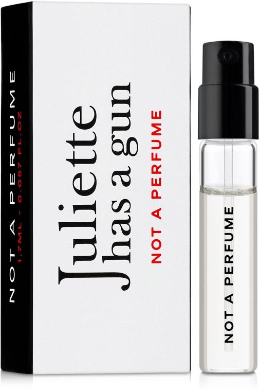 Juliette Has A Gun Not a Perfume - Парфюмированная вода (пробник)
