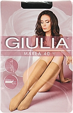 "Духи, Парфюмерия, косметика Гольфы для женщин ""Marea Gambaletto"" 40 Den, 2 пары, nero - Giulia"