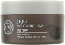 Духи, Парфюмерия, косметика Маска для лица - The Face Shop Jeju Volcanic Lava Pore Mud Pack