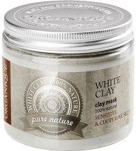 Духи, Парфюмерия, косметика РАСПРОДАЖА Белая косметическая глина - Organique Argillotherapy White Clay *