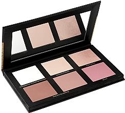 Духи, Парфюмерия, косметика Палетка для макияжа - Radiant Face Palette Limited Edition