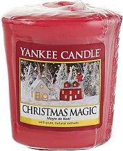 Парфумерія, косметика Ароматична свічка - Yankee Candle Samplers Christmas Magic