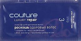 Парфумерія, косметика Еліксир для кінчиків волосся - Estel Professional Luxury Repair Haute Couture (пробник)